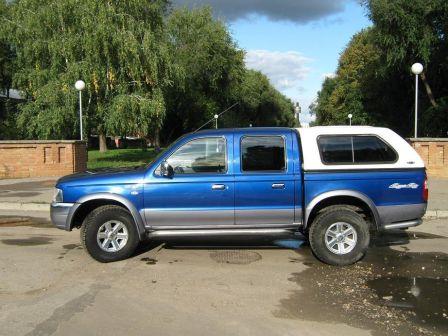 Ford Ranger 2006 - отзыв владельца