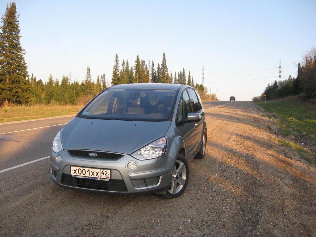 путешествия на ford s-max
