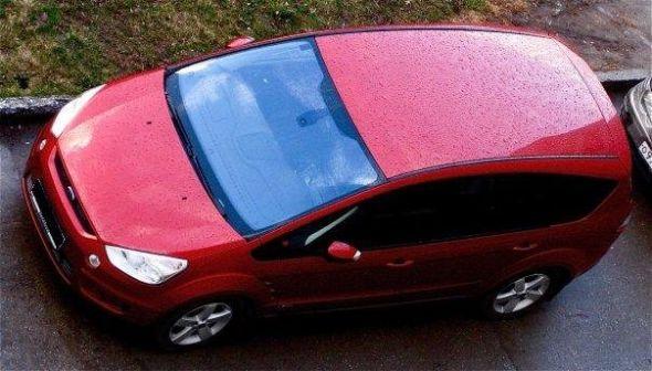 Ford S-MAX 2006 - отзыв владельца