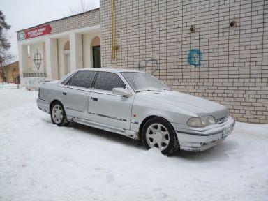 Ford Scorpio, 1992