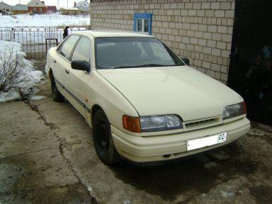 Ford Scorpio, 1991