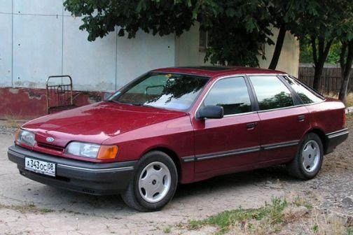 Ford Scorpio 1988 - отзыв владельца