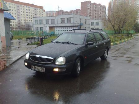 Ford Scorpio 1996 - отзыв владельца
