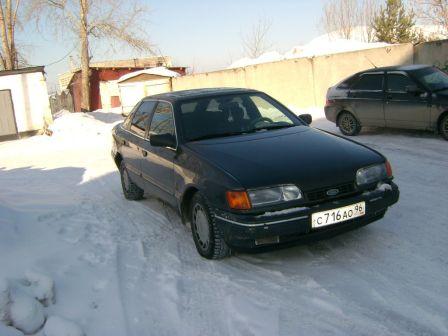 Ford Scorpio 1990 - отзыв владельца