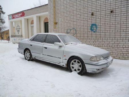 Ford Scorpio 1992 - отзыв владельца