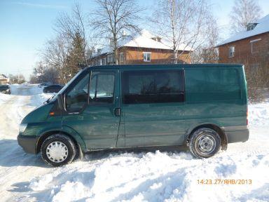 Ford Transit 2001 отзыв автора | Дата публикации 28.01.2013.