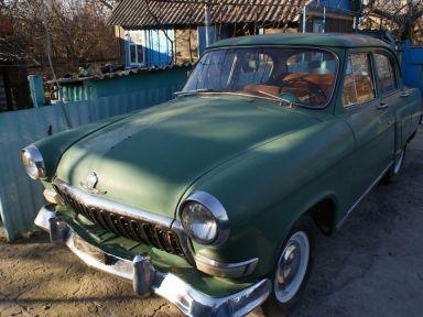 ГАЗ 21 Волга 1971 отзыв автора | Дата публикации 13.02.2012.