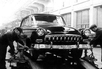 ГАЗ 21 Волга  - отзыв владельца