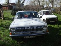 ГАЗ 24 Волга, 1973