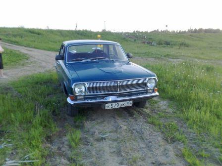 ГАЗ 24 Волга 1976 - отзыв владельца