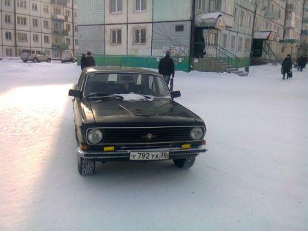 ГАЗ 24 Волга 1991 - отзыв владельца