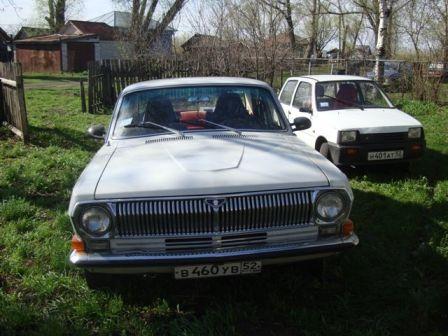 ГАЗ 24 Волга 1973 - отзыв владельца