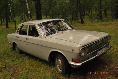 ГАЗ 24 Волга 1982 - отзыв владельца