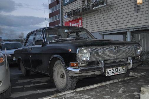 ГАЗ 24 Волга 1978 - отзыв владельца