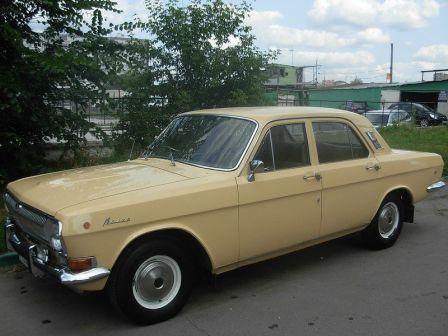 ГАЗ 24 Волга 1981 - отзыв владельца