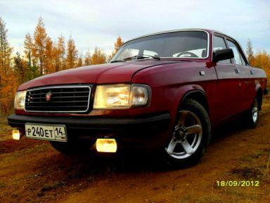ГАЗ 31029 Волга 1993 отзыв автора | Дата публикации 02.03.2012.