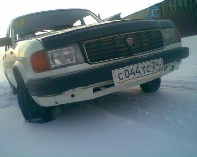 ГАЗ 31029 Волга 1997 отзыв автора | Дата публикации 26.03.2012.