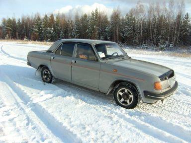 ГАЗ 31029 Волга 1996 отзыв автора | Дата публикации 24.10.2012.