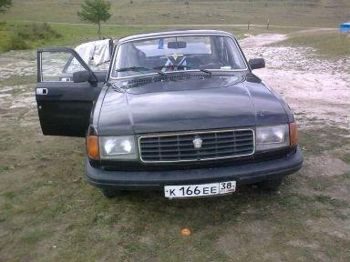 ГАЗ 31029 Волга 1993 отзыв автора | Дата публикации 26.10.2012.