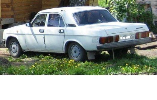 ГАЗ 31029 Волга  - отзыв владельца