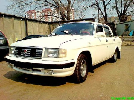 ГАЗ 31029 Волга 1988 - отзыв владельца