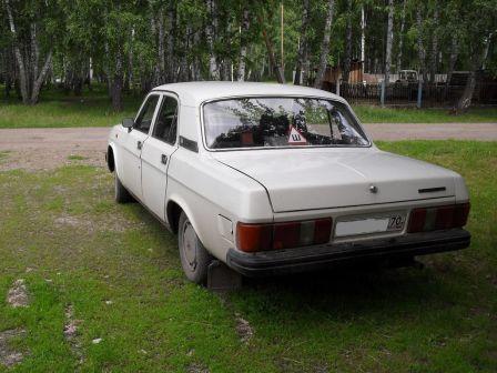 ГАЗ 31029 Волга 1993 - отзыв владельца