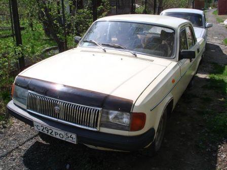 ГАЗ 31029 Волга 1992 - отзыв владельца