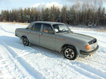 ГАЗ 31029 Волга 1996 - отзыв владельца