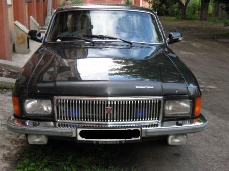 ГАЗ 3102 Волга 2007 - отзыв владельца