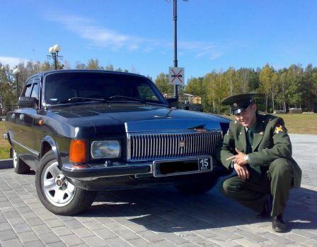 ГАЗ 3102 Волга 2001 - отзыв владельца
