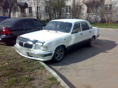 ГАЗ 3110 Волга 2000 отзыв автора | Дата публикации 06.09.2011.