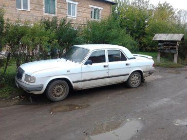 ГАЗ 3110 Волга 2000 отзыв автора | Дата публикации 19.11.2011.