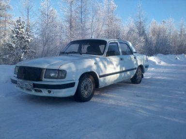 ГАЗ 3110 Волга 2000 отзыв автора | Дата публикации 05.12.2012.