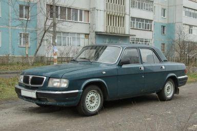 ГАЗ 3110 Волга 2000 отзыв автора | Дата публикации 07.12.2012.