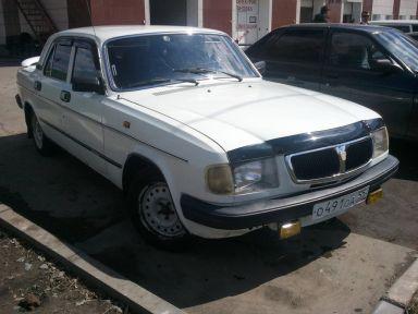 ГАЗ 3110 Волга 1997 отзыв автора | Дата публикации 29.06.2013.