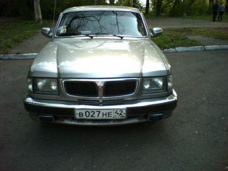 ГАЗ 3110 Волга 2004 - отзыв владельца