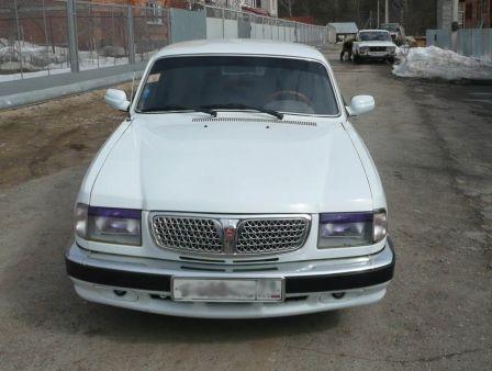 ГАЗ 3110 Волга 2000 - отзыв владельца
