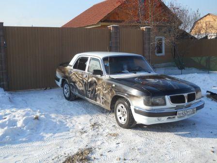 ГАЗ 3110 Волга  - отзыв владельца