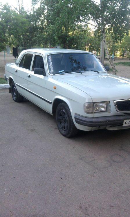 ГАЗ 3110 Волга 1998 - отзыв владельца
