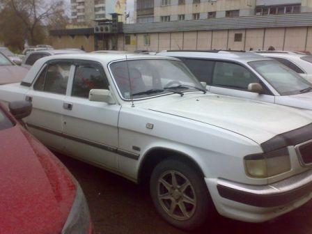 ГАЗ 3110 Волга 2001 - отзыв владельца