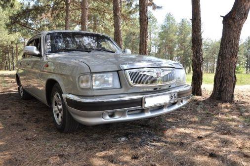 ГАЗ 3110 Волга 1997 - отзыв владельца