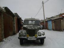 ГАЗ 69, 1973
