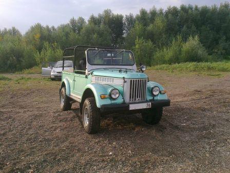 ГАЗ 69  - отзыв владельца