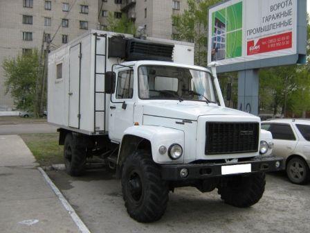ГАЗ ГАЗ 2005 - отзыв владельца