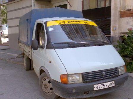 ГАЗ ГАЗель 2005 - отзыв владельца