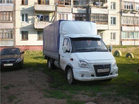 ГАЗ ГАЗель 2006 - отзыв владельца