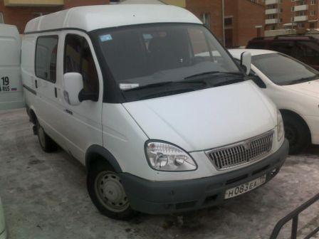 ГАЗ Соболь 2008 - отзыв владельца