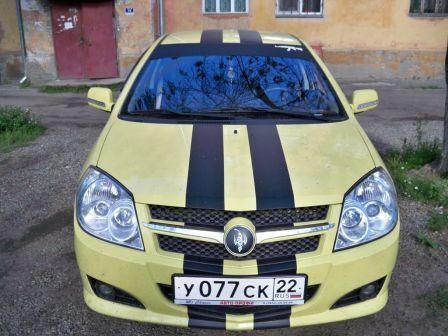 Geely MK 2008 - отзыв владельца