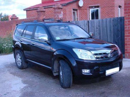 Great Wall Hover 2007 - отзыв владельца