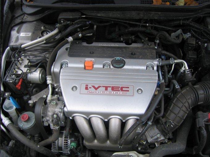 2002 honda accord 2.0 k20a расход топливо